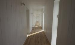 Jakou podlahu do předsíně a chodby?
