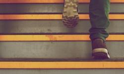 Kobercové nášlapy na schody