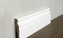 Napojení na stěnu (podlahové lišty, fabióny, sokly)